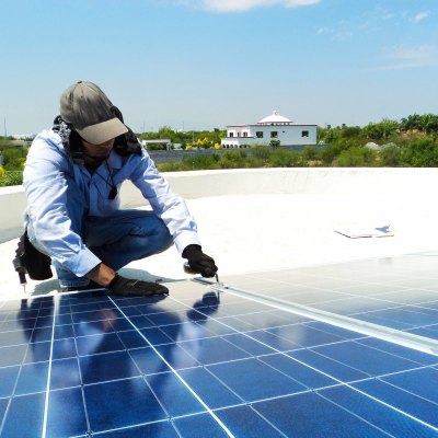 Assistenza tecnica su impianti fotovoltaici